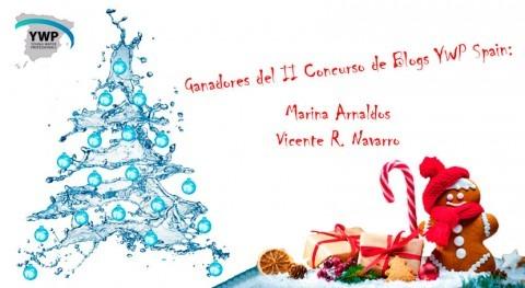 Marina Arnaldos y Vicente R. Navarro, ganadores II Concurso Blogs YWP Spain
