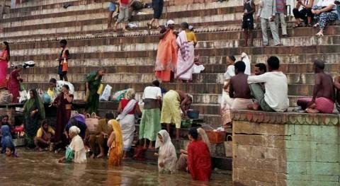 Río Ganges (Wikipedia/CC).