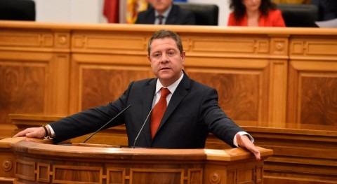 """Emiliano García-Page: """"Es legislatura desalación o desolación"""""""