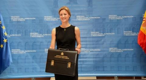 Isabel García Tejerina repite como ministra Agricultura, Pesca, Alimentación y Medio Ambiente