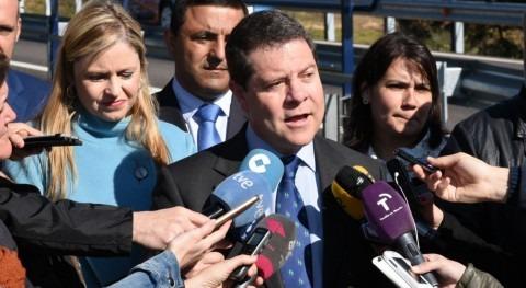 García-Page avanza que Estatuto Autonomía C-LM asegurará necesidades mínimas agua