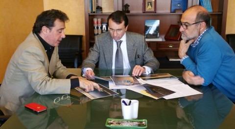mejora abastecimiento Garrovillas Alconétar centra última reunión CHT