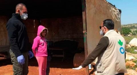 COVID-19: Gaza afronta transmisión comunitaria apenas agua y medicamentos