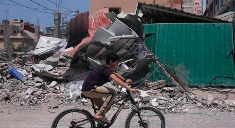 conflictos Gaza ponen peligro servicios básicos acceso agua limpia y segura