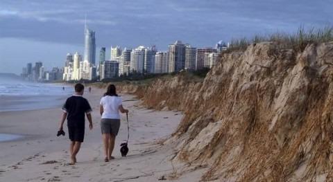 subida nivel mar es 50% más rápida que hace 25 años