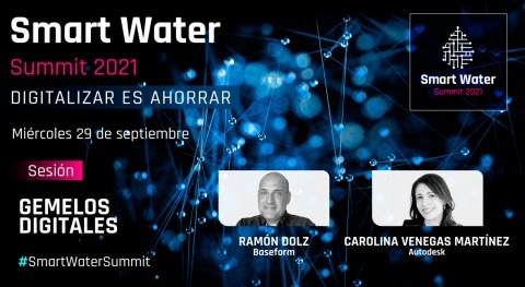 Gemelos digitales: tendencia más relevante gestión activos sector agua