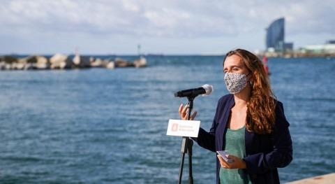 Barcelona analiza presencia Covid-19 aguas residuales y baño