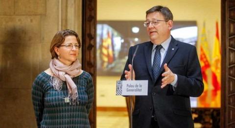 Gobierno valenciano se personará recursos Castilla- Mancha Tajo-Segura