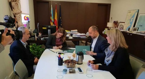 Gobierno Valenciano saldará deuda heredada Riegos Levante relacionada Hondo