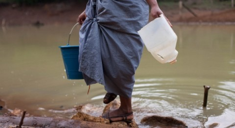 género gestión agua