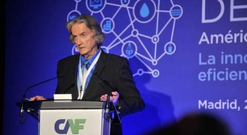 """Gertjan Beekman: """" instrumentos planeamiento sonvitales gestión eficiente agua"""""""