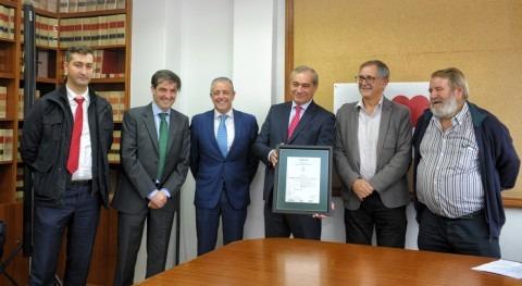 AENOR certifica GESTAGUA como primera empresa obtener certificación ISO 50001