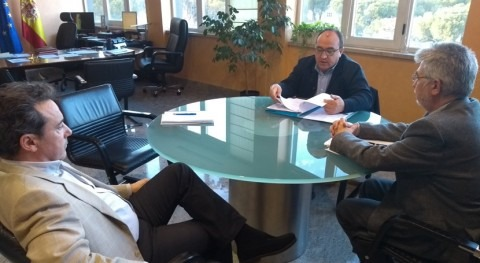 CHT estudia como mejorar gestión y protección agua Cebreros, Ávila