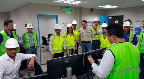 Ecuador entrega equipamientos gestión agua Manabí