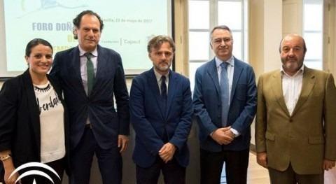 Gobierno andaluz defiende modelo gestión Espacio Natural Doñana
