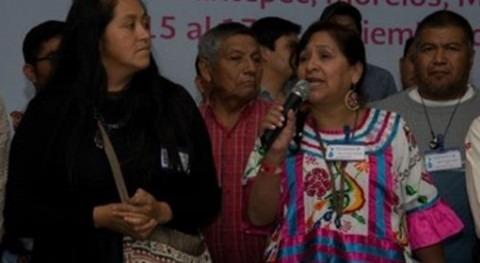 México y España debaten gestión comunitaria agua