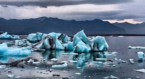¿Cuál fue temperatura media global última edad hielo?