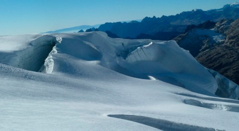 países andinos estudian gestión glaciares tropicales