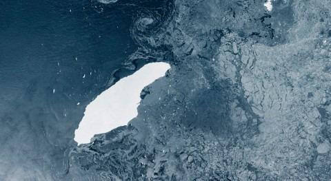iceberg gigante -68, tres años después
