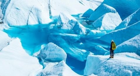 glaciares planeta se derriten más rápido durante este siglo