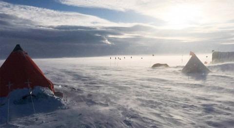 ríos atmosféricos aumentan masa nieve Antártida Occidental