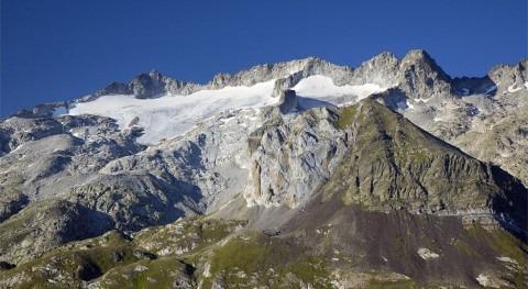 glaciares Pirineo catalán, riesgo extinción cambio climático