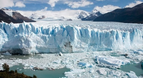 Glaciar de Perito Moreno (Wikipedia).