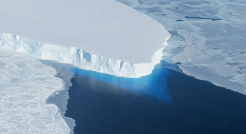 Estados Unidos y Reino Unido, unidos colapso glaciar Thwaites Antártida