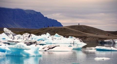 Drones constatan inestabilidad capa hielo Groenlandia