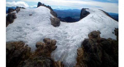 últimos glaciares tropicales Pacífico podrían estar punto desaparecer