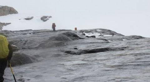 glaciares Colombia, dos caras opuestas