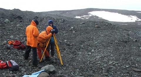 nuevo método mide caudales agua que surgen glaciares