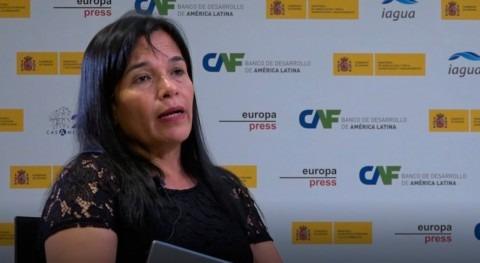 "Gladys Villarreal: "" mayor logro Panamá ha sido establecer política nacional agua"""