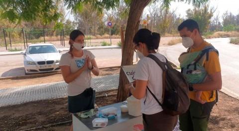 Fundaciones Aguas Valencia y LIMNE impulsan actividades educación ambiental