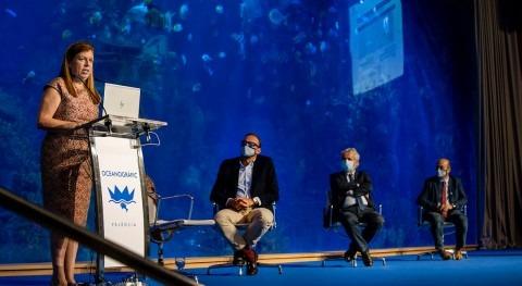 Oceanogràfic Valencia acoge presentación Informe situación Emisiones CO2
