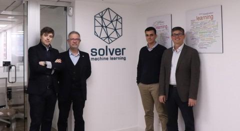 Global Omnium (GO) invierte 500.000€ startup valenciana SolverML