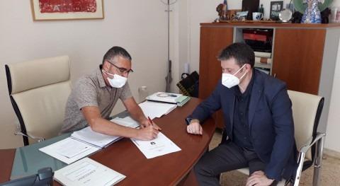 Ayuntamiento Montserrat y Global Omnium colaboran detectar Covid-19