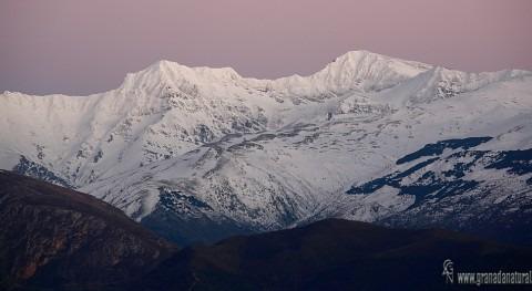 huella cambio global Sierra Nevada