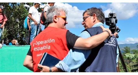 Cooperación técnica favor gobernanza agua Honduras