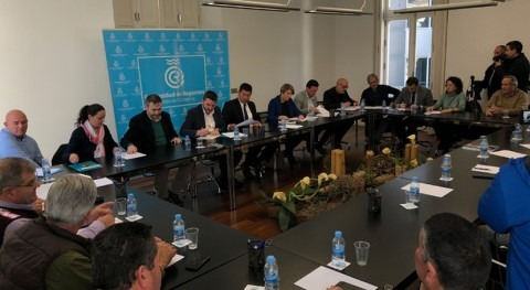 Murcia defiende derecho regantes seguir recibiendo agua trasvase Tajo-Segura