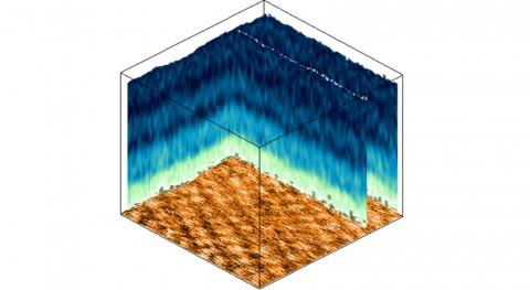 estudio CSIC demuestra que grafeno es hidrofóbico y expulsa agua cuando se sumerge