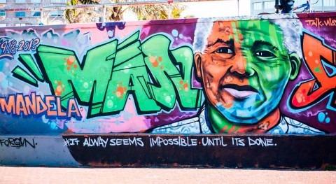 Nelson Mandela, luchador incansable derecho al agua
