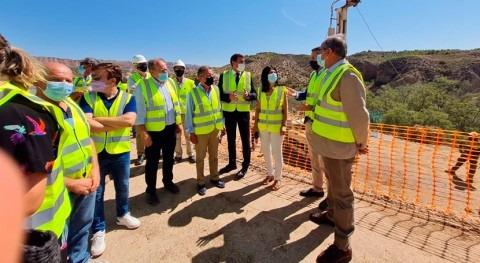 Gobierno invertirá diez millones euros mejora embalses norte Granada y Jaén