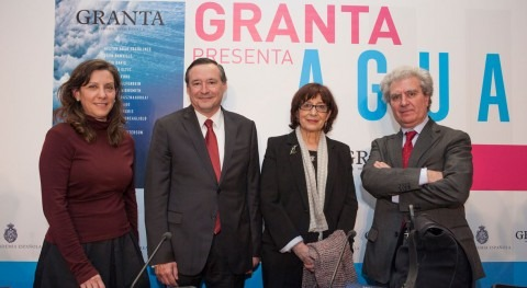 """Fundación Aquae y Granta presentan """"Agua"""", número que participan más cien escritores"""