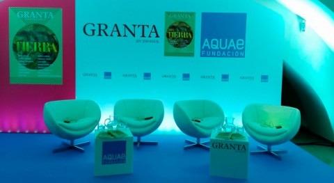 Fundación Aquae presenta Tierra, nuevo número revista Granta español
