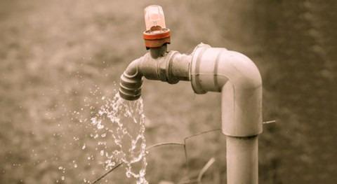 ¿Es agua reuso solución sequía?