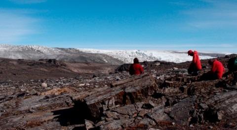 ¿Podría deshielo Groenlandia revelar vida más antigua?