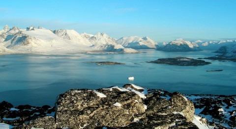 expedición española viaja Groenlandia extraer datos estado Ártico