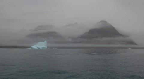 disminución cobertura nubes verano aumenta fusión hielo Groenlandia