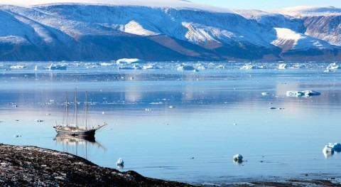 clima lluvioso Groenlandia desata eventos fusión invierno